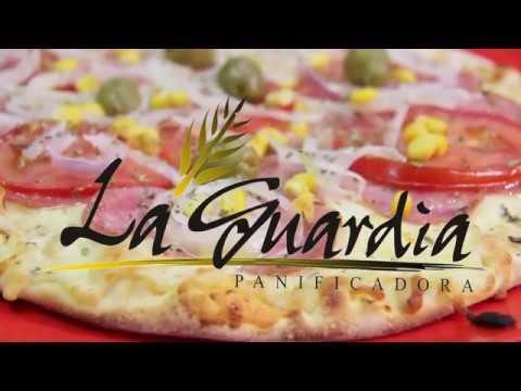 Pizza especial da Panificadora LaGuardia