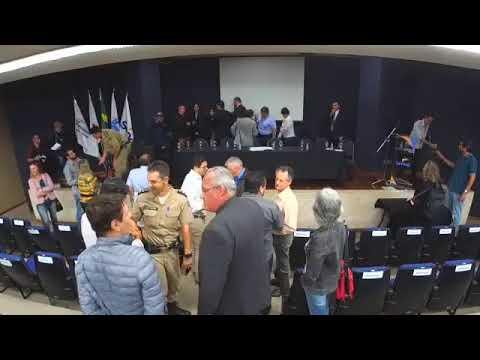 Sessão Ordinária da Câmara Municipal – 10-03-2020 – Câmara Itinerante no Hotel Senac Grogotó