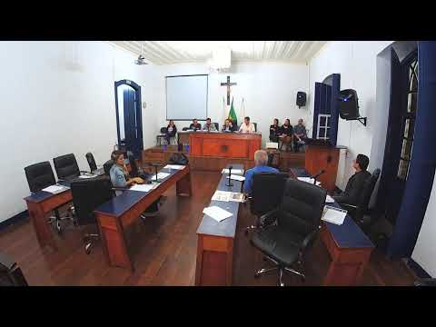 Sessão Ordinária da Câmara Municipal de Barbacena – 12/03/2020