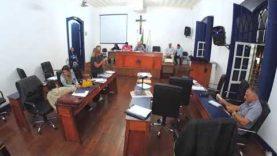 Sessão Ordinária da Câmara Municipal de Barbacena – 17/03/2020