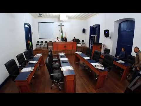 Sessão Ordinária da Câmara Municipal de Barbacena – 24/03/2020