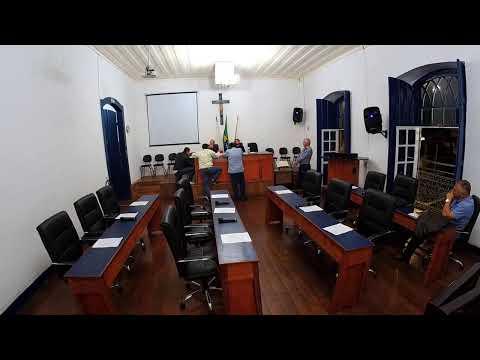 Sessão Ordinária da Câmara Municipal de Barbacena – 26/03/2020
