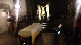 19h Sermão do Descendimento da Cruz no Santuário da Piedade