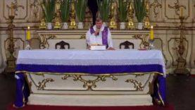Missa e Novena de Nossa Senhora da Piedade, sexta 15h