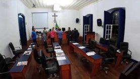 Sessão Ordinária da Câmara Municipal de Barbacena – 02-04-2020