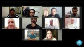 Sessão Ordinária da Câmara Municipal de Barbacena – 23-04-2020