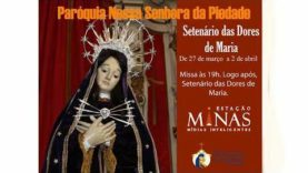Setenário das Dores de Maria – 01-04-2020