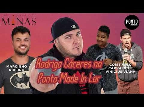 Rodrigo Cáceres na Ponto – #FicaemCasa