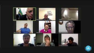 Sessão Ordinária da Câmara Municipal de Barbacena – 26-05-2020