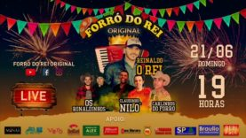 Forró do Rei – Ao Vivo!