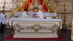 Novena Perpétua de Nossa Senhora da Piedade, missa das 15h