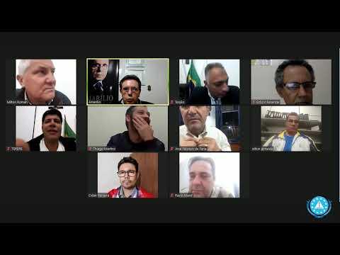 Sessão Ordinária da Câmara Municipal de Barbacena 30/06/2020- parte 2
