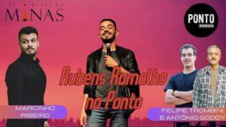 Rubens Ramalho na Ponto (Participação de Antonio Godoy e Felipe Trombini) – #FicaemCasa