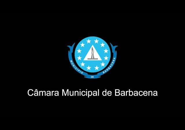 Sessão Ordinária da Câmara Municipal de Barbacena – 11 de agosto de 2020