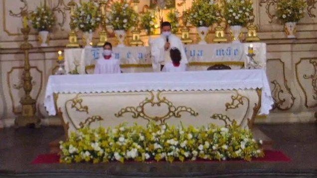 Missa das 16h – Novena perpétua de Nossa Senhora da Piedade