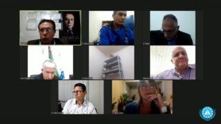 Sessão Oedinária da Câmara Municipal de Barbacena – 01/09/2020