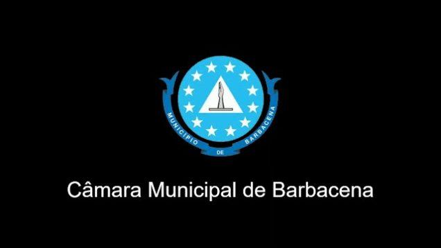 Sessão Ordinaria Câmara Municipal de Barbacena – 22/10/20