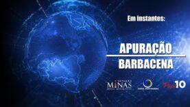 Apuração dos votos – Eleições 2020 – Tv Estação Minas, Canal da Mantiqueira e Papo 10