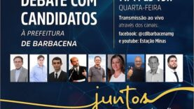 Debate do Candidatos a Prefeito de Barbacena – CDL Barbacena