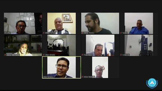 Sessão Ordinária da Câmara Municipal de Barbacena – 17/11/2020