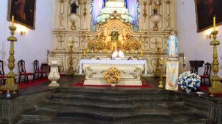 Santa Missa e Novena – 15h Santuário da Piedade Um jeito novo de ver Barbacena e Região!