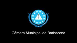 Sessão Ordinária da Câmara Municipal de Barbacena – 10/12/2020