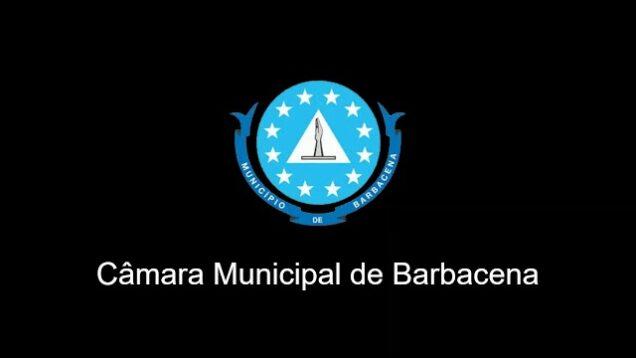 Sessão Ordinária da Câmara Municipal de Barbacena – 17/12/2020