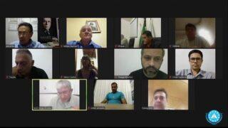 Sessão Ordinária da Câmara Municipal de Barbacena – 19 de Novembro de 2020