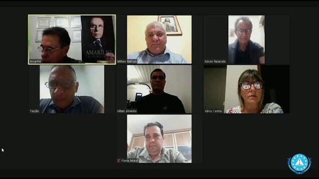 Sessão Oridinária da Câmara Municipal de Barbacena – 01/12/2020