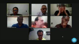 Sessão Extraordinária da Câmara Municipal de Barbacena – 23/12/2020