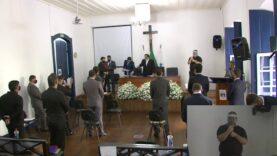 Sessão Solene de Posse dos Candidatos Legitimamente Eleitos, Prefeito, Vice Prefeito e Vereadores