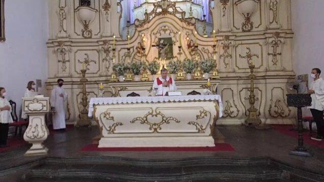 Missa das 15h Santuário da Piedade