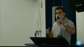 Sessão Extraordinária da Câmara Municipal de Barbacena – 21-01-2021