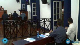 Sessão Ordinária da Câmara Municipal de Barbacena – 16-02-2021