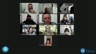 Audiência Pública da Câmara Municipal de Barbacena – 12-03-2021