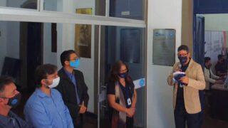 Câmara Municipal de Barbacena – Inauguração CAC Centro de Atenção ao Cidadão