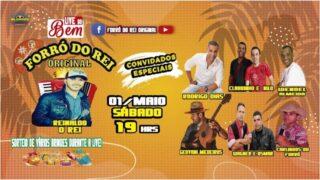 Live do Bem – Forró do Rei Original