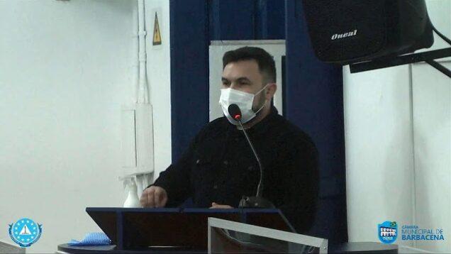 Câmara Municipal de Barbacena – Sessão Ordinária – 08/06/21