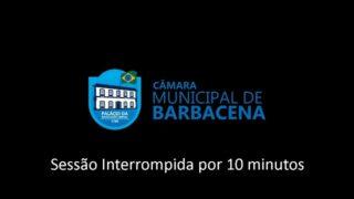 Câmara Municipal de Barbacena – Sessão Ordinária – 10/06/21