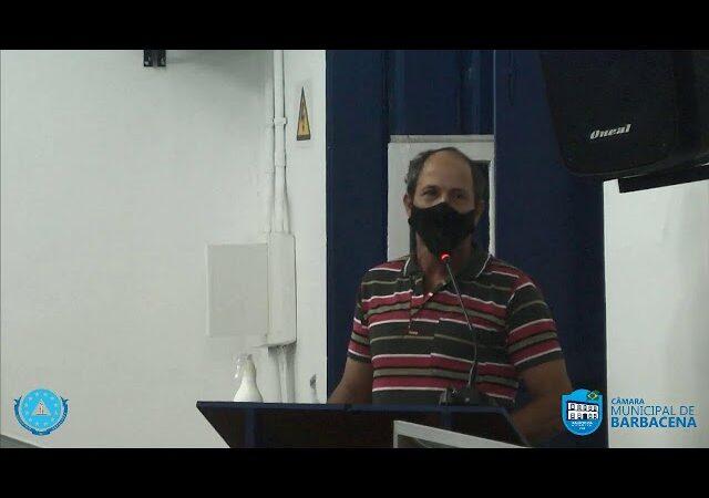 Câmara Municipal de Barbacena – Sessão Ordinária – 17/06/21