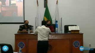 Câmara Municipal de Barbacena – Sessão Ordinária – 27/05/21