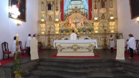 Missa das 15h e novena perpétua de Nossa Senhora da Piedade